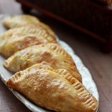 Potato and Egg Empanadas