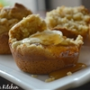 honey orange muffins