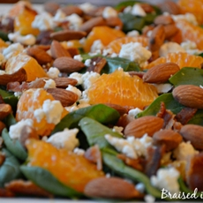 Honey Tangerine Salad