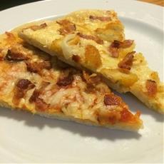 Homemade Pizza Dough - no yeast needed!