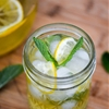 Meyer Lemon Agave Lemonade