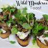 Wildmushroom Dinner Toast