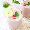 Sweet Cherry Lime Smoothie