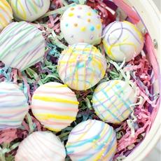 Easy Easter Oreo Truffles