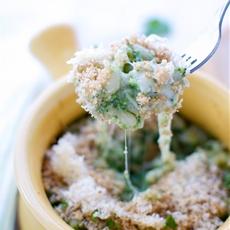 Cauliflower Spinach Mac And Cheese