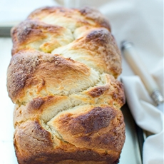 Bulgarian Easter Bread Kozunak