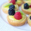 Berry Lemon Tartlets