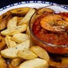 Spicy Tomato Shrimp Sauce (West African Style)