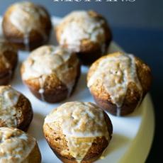 Pumpkin Spiced Latte Muffins