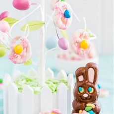 Easter Yogurt Covered Pretzels