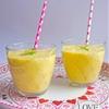Mango, Lime & Mint Breakfast Smoothie.