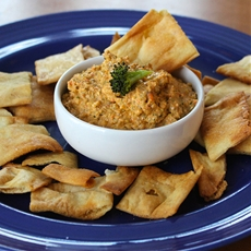 Roasted Broccoli Dip