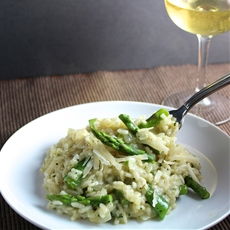 Early Spring Risotto #SundaySupper