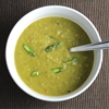 Lightened Cream of Asparagus Soup