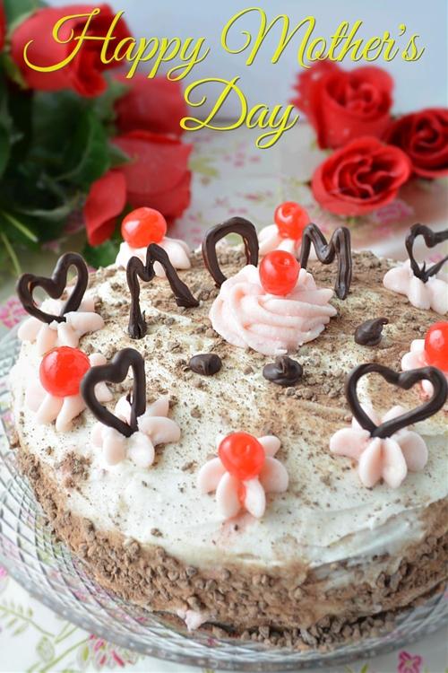 Eggless Boxed Cake