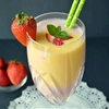 Strawberry and Mango Smoothie