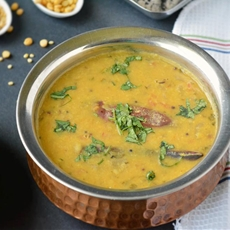 Smoked Dal Tadka