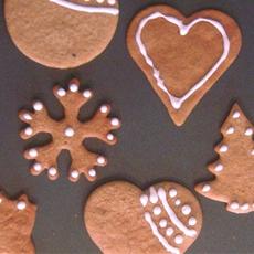 Pepparkakor (Nordic Ginger Cookies)