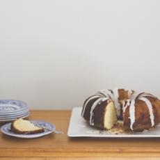Dark n Stormy Bundt Cake