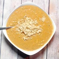 Southwest Bean Chowder
