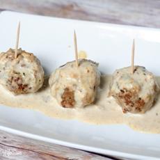 Authentic Swedish Meatballs