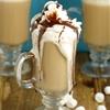 Homemade Marshmallow Coffee Creamer