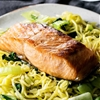 Teriyaki Salmon with Soba Stir Fry