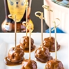 Sweet and Tangy Metaxa Meatballs