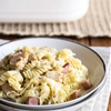 #Ad 10 Minute Chicken Cordon Bleu Pasta — Homemade Hooplah
