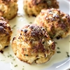 Maryland Crab Cakes with Beurre Blanc