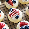 Patriotic Fruit Pie Cookies