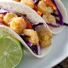Sesame Ginger Shrimp Tacos