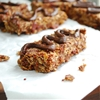 Chocolate Cherry Quinoa and Oat Bars