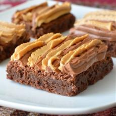 Vanilla Lovers Rich Chocolate Brownie