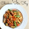 Paleo Spicy Cashew Chicken Stir Fry