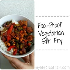 Fool-Proof Vegetarian Stir Fry