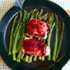 Berry Glazed Salmon w/ Asparagus