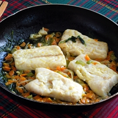 Caribbean Style Salt Fish