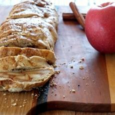 Paleo Apple Strudel (nut-free)