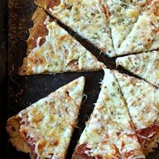 Paleo Thin Pizza Crust