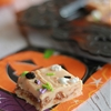 Easy Halloween Fudge