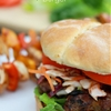 Chipotle Slaw Burger