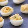 Salsa Deviled Eggs