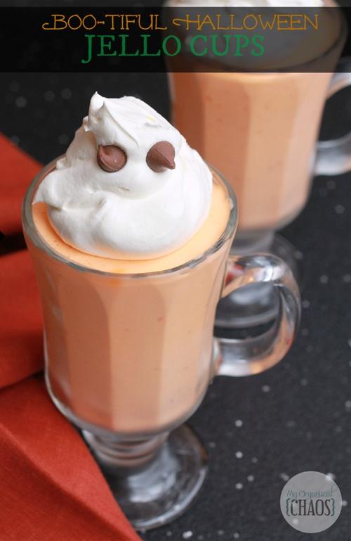 Boo-tiful Halloween Cups