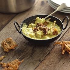 Kharee - Yoghurt Curry