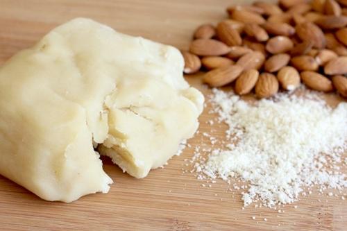 Simple Homemade Marzipan