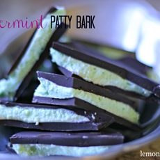Peppermint Patty Bark