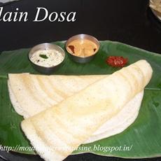 Plain Dosa