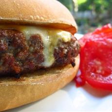 The Texas Squealer Burger