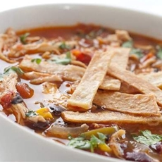 Best Tortilla Soup